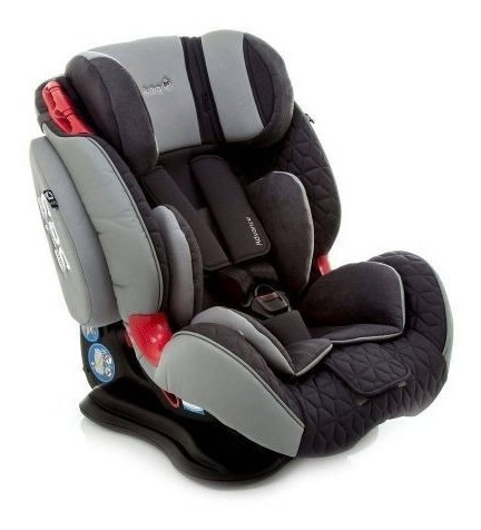 Cadeira Para Auto De 9kg À 36kg - Advance - Grey - Safety 1