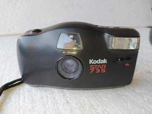 Cámara De Fotos Analógica Kodak Star - Rollo 35mm