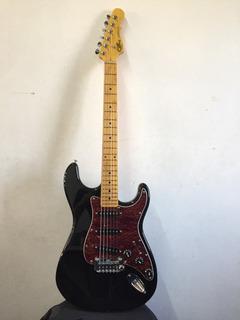 G&l Legacy Tribute Black Gloss Cerati Stratocaster