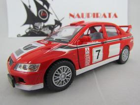 Mitsubishi Lancer Evolution Vii Wrc Kinsmart 1:36 Rally