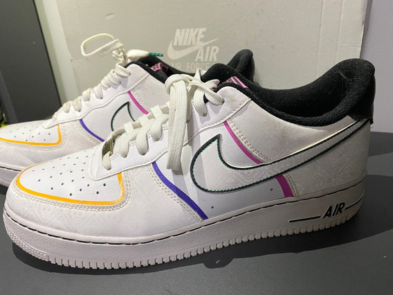 Nike Air Force 1 Low - Day Of The Dead (2019)