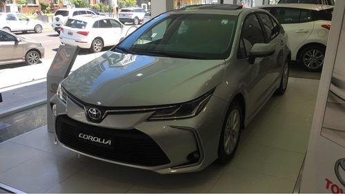 Toyota Corolla 2.0 Xei Cvt 170cv Anticipo Y Saldo En Cuotas