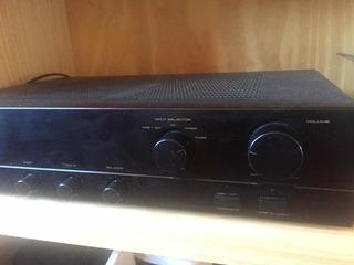 Amplificador Y Pre Stereo Pioneer A102 Exelente