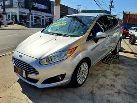 Ford Fiesta 1.6 Titanium Sedan 16v Flex 4p Powershift