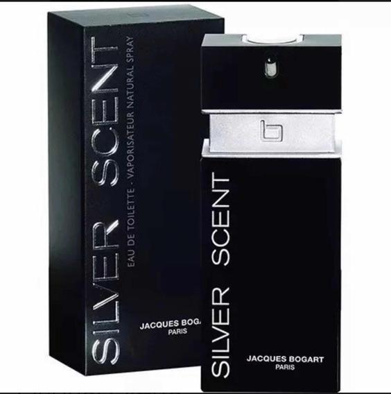 Silver Scent Jaques Bogart 100ml 100% Original+brinde Bolsa