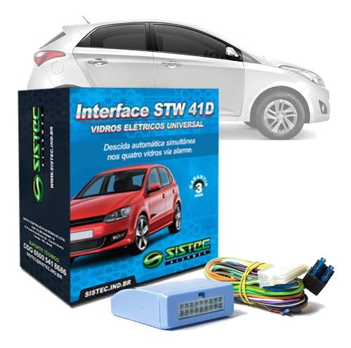 Imagem 1 de 3 de Modulo Subida Vidro Eletrico Universal 4 Portas Universal