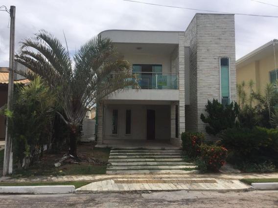 Casa Em Parque Das Nações, Parnamirim/rn De 300m² 4 Quartos À Venda Por R$ 550.000,00 - Ca265320