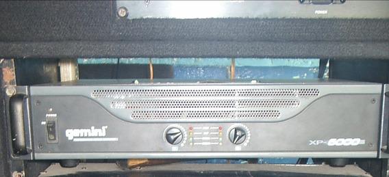 Power Amplificador Gemini 6000xp