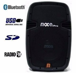 Moon Bafle Pot Wild10aup+usb,sd,bluetooth+radio Cod:amn