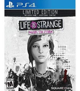 Life Is Strange Before The Storm Ps4 Limited Edition Nuevo