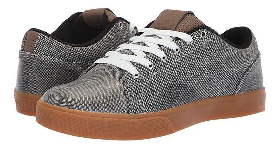 Zapatillas Osiris Turin Charcoal / Wool