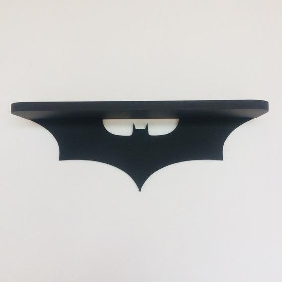 Kit 2 Prateleiras Batman - Super Man