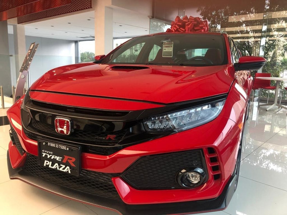 Honda Civic Type R Modelo 2018 Auto Nuevo
