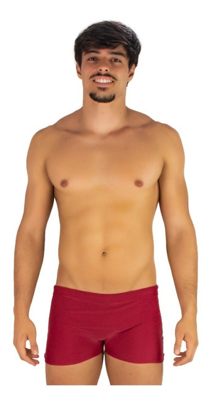Kit 9 Sunga Masculina Boxer Praia Short Adulto Poliamida