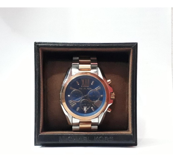 Relógio Michael Kors Mk 5606 Prata