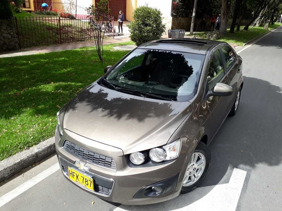 Chevrolet Sonic Mt 1600cc 4p 2a Aa Techo