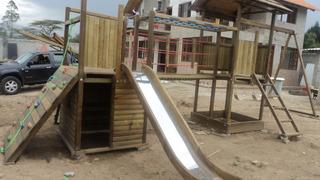 Jegos Infantiles+madera Inmunizada0988318540