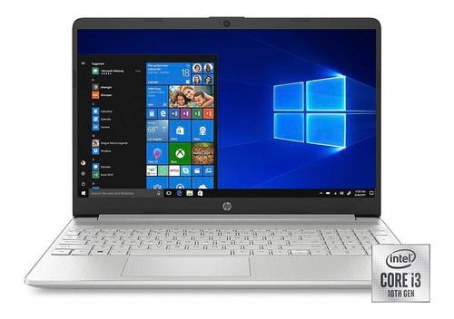 Notebook Hp Intel I3 1005 4gb 128gb Ssd Windows 10s 15.6 Ms