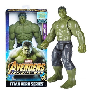 Hulk Infinity War Titan Hero Power Fx Hasbro. Cachavacha