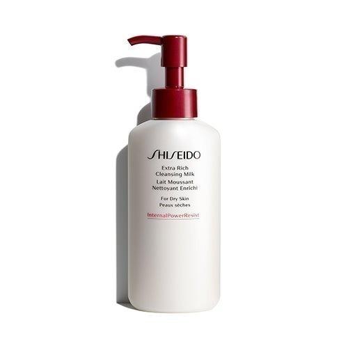 Shiseido Defend Skincare Leite De Limpeza Pele Seca 125ml