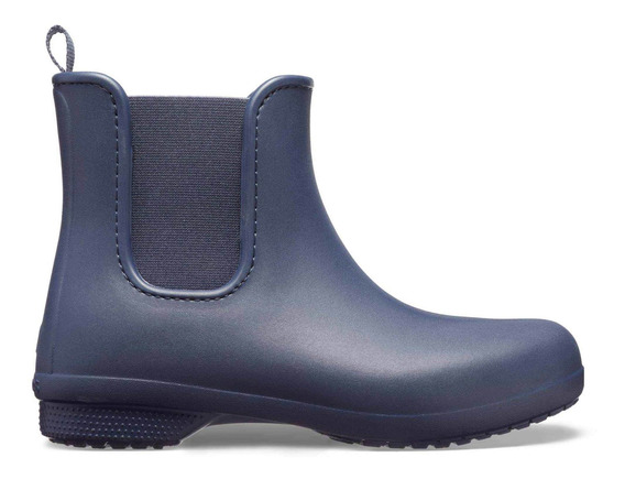 Crocs Freesail Chelsea Boot Azul Mujer