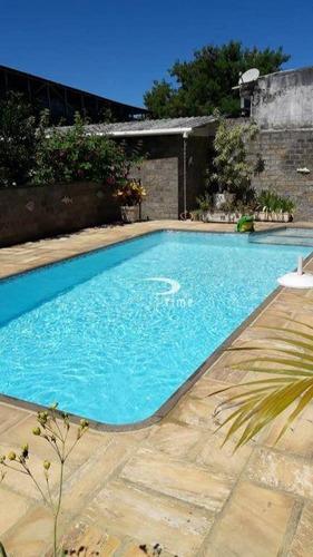 Casa Com 4 Dormitórios À Venda, 230 M² Por R$ 530.000,00 - São José Do Imbassaí - Maricá/rj - Ca0965