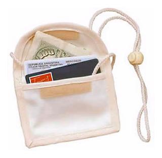 Portavalores Colgante Secreto Dinero Documentos Tarjetas