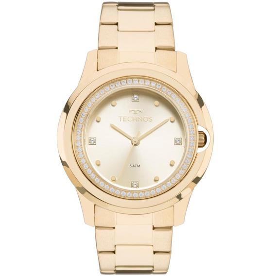 Relógio Technos Feminino Crystal 2035mlh/4x