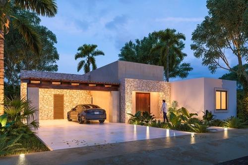 Imagen 1 de 15 de Casas En Venta En Privada Rocio Country Living Mod. 200 En T