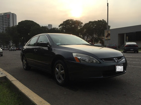 Honda Accord Ex Full 2005 Dual Glp Mecanico