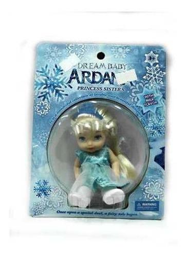 Dream Baby Snow 4 Modelos Coleccionables Original Babyardana