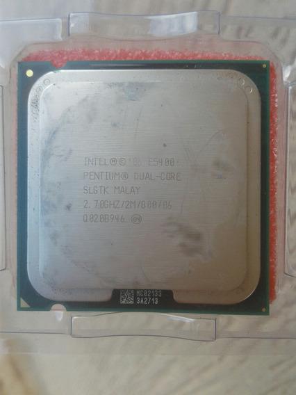 Processador Intel 775 Pentium Dual Core E5400