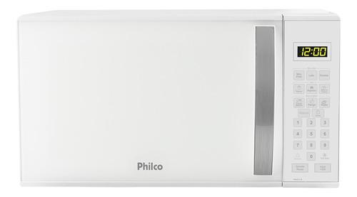 Microondas Philco PMO21B   branco 21L 127V
