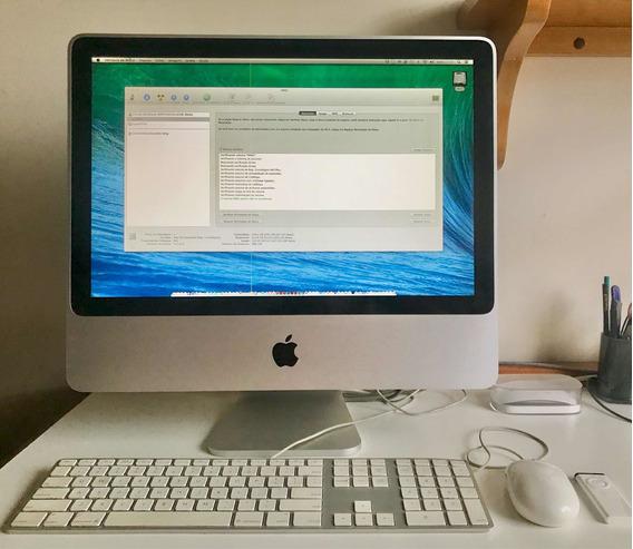 iMac Na Caixa - 2.4ghz Intel Corel 2 Duo - 4gb - 250gb