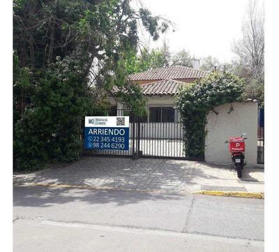 (ofi) Lo Fontecilla Con Av. Las Condes
