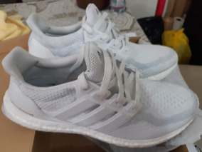 dd5ec307d2 Tênis adidas Ultraboost Branco Nº42 Masculino Original