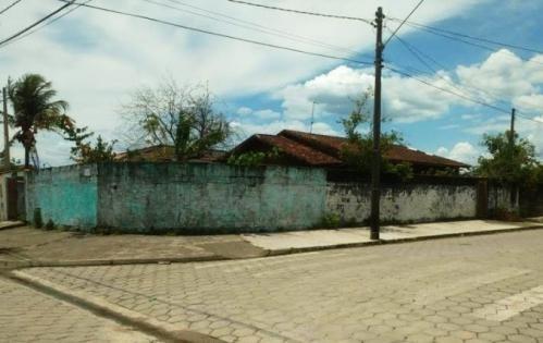 Casa A 200 Metros Do Centro Comercial Em Itanhaém - 6422
