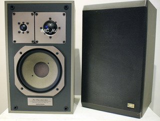 Bafles Monitores Grundig Box 660d Alemanes Impecables!