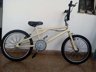 Bicicleta Con Rotor Rodado 20, (impecable Poco Uso)!!