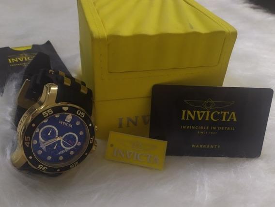 Relógio Invicta Pro Driver 21928 Original Com Certificado