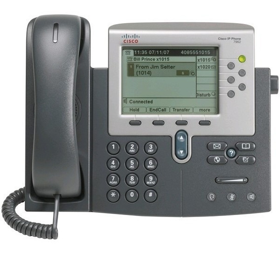 Telefono Ip Cisco 7962g