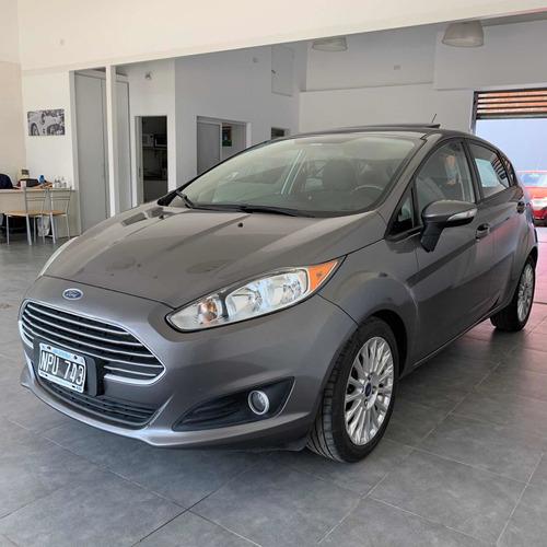 Ford Fiesta Kinetic Design 1.6 Se Plus 120cv 2014 1er Dueño