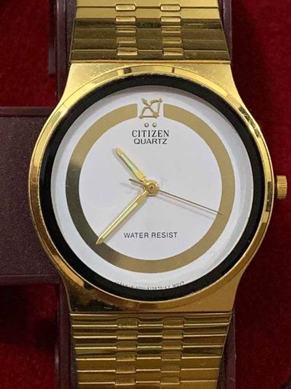 Relógio Feminino Marca Citizen Ouro 18k