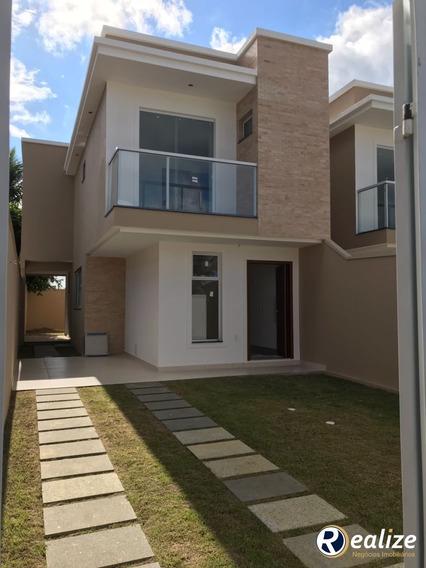 Casa Duplex Nova De 3 Quartos Na Bairro São Jose - Pm178 - 33341883