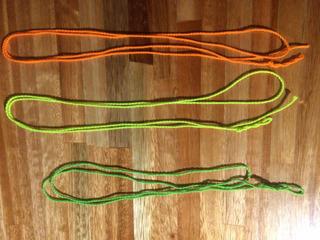 Cuerdas Para Yoyo Para Diversos Trucos. Precio X 10 Cuerdas