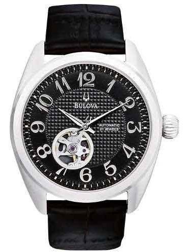 Relógio Bulova Masculino Automático Wb21847t