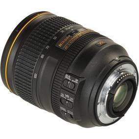Lente Nikon - Nikkor 24-120mm (ótimo Estado -pronta P/ Usar)