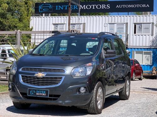 Chevrolet Spin 1.8 Ltz 7as At 105cv 2017