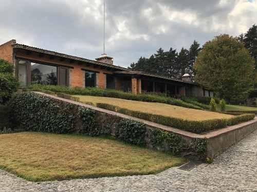 Rancho Hacienda En Venta, Toluca, Estado De México