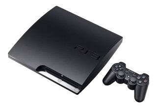 Sony PlayStation 3 Slim 160GB Standard charcoal black